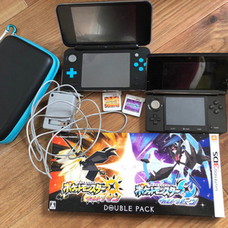 3DS本体+ソフト+ケース