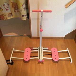足腰のエクササイズマシン