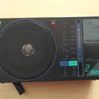レトロ風 ラジオ