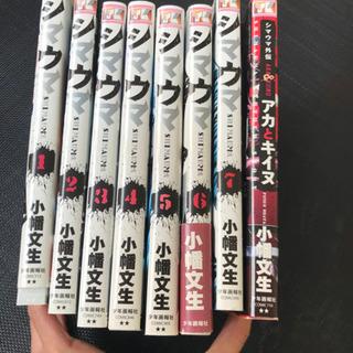 シマウマ 7巻 外伝1冊