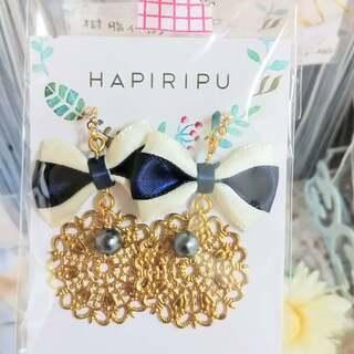 HAPIRIPUさん(ピアス、イヤリング、ネックレス、カルトナー...