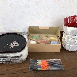 桂由美 食器セット