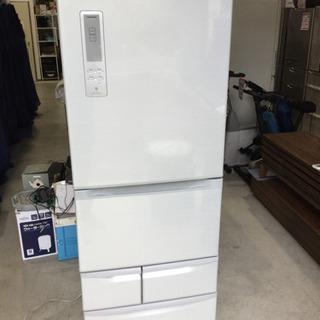 TOSHIBA 427L 5ドア ノンフロン 冷凍冷蔵庫 GR-...
