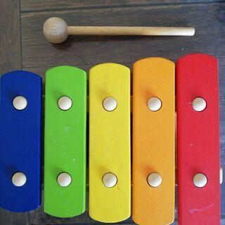 木琴 子供用 おもちゃ