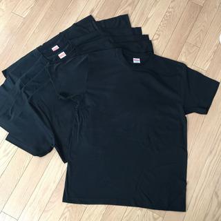 【45枚セット】無地の黒TシャツM&Sサイズ/United At...