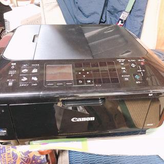 canon MX513 プリンター ジャンク品
