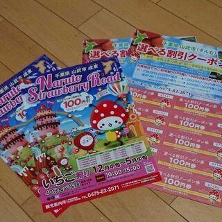山武市で使えるクーポン券