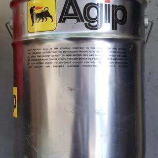 agipビッグオイル缶!アジップはなかなかないです!