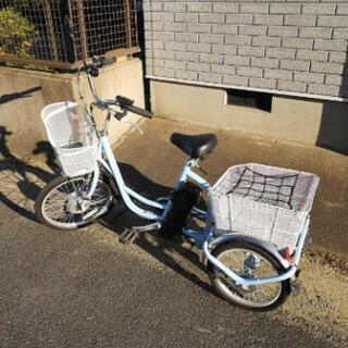 ミムゴ 三輪自転車