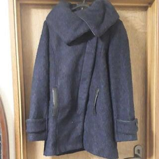 CECIL McBEE コート 紺色