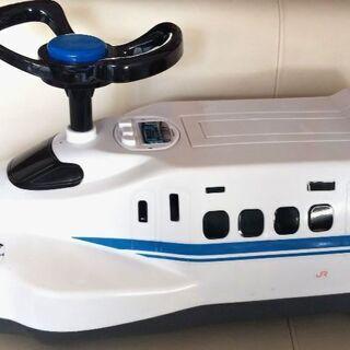 乗用玩具 リアルサウンド オートウォーカー 新幹線N700A A...