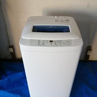 全自動洗濯機 2016製造ハイアール製 4.2キロ