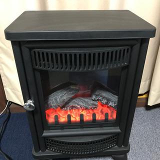 暖炉風 ヒーター
