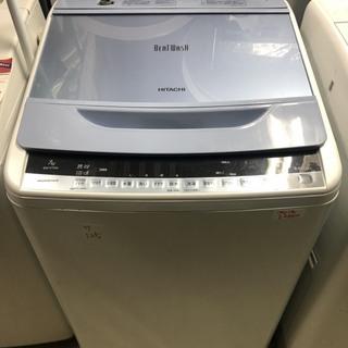 ☆中古 激安!! 日立 全自動電気洗濯機 BEATWASH 8k...