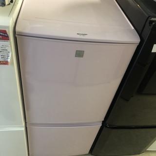 ☆中古 激安!! SHARP ノンフロン冷凍冷蔵庫 137L S...