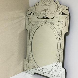 鏡★LJ-H088★【新品未使用】【傷・汚れ・サビあり】