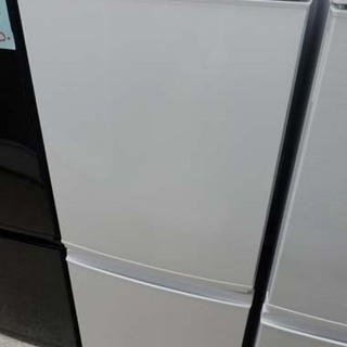 PayPay対応 SHARP 137L 2ドア冷蔵庫 2015年...