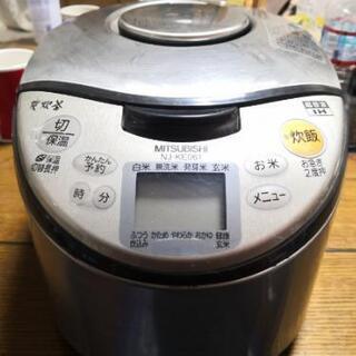 三菱 電気炊飯器 三合炊き