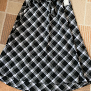 【値下げ1000→800】ロングスカート  フリーサイズ