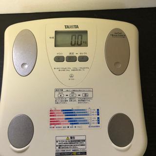 タニタ 体脂肪体重計