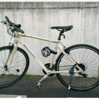 Bianchi ROMA4 クロスバイク