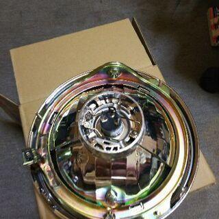 ビッグワン製ヤマハ用 8インチマルチリフレクターヘッドライト