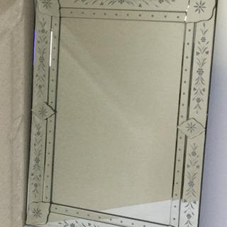 鏡★LJ-H086★【新品未使用】【傷・汚れ・サビあり】