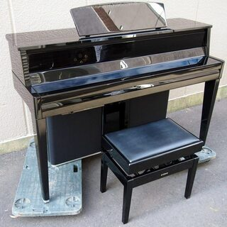 ヤマハ ハイブリットピアノ AvantGrand N2 88鍵 ...