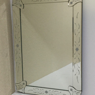 鏡★LJ-H083★【新品未使用】【傷・汚れ・サビあり】