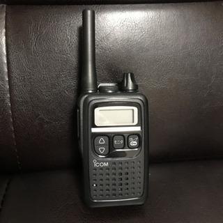 iCOM IC-4300 特定小電力トランシーバー 無線 サバゲー