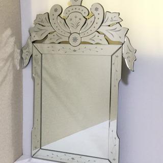 鏡★LJ-H066★【新品未使用】【傷・汚れ・サビあり】