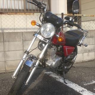 神戸市★明石市★GN125 実働ミッション車★ちょこっとカスタム
