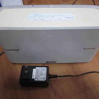 ブルートゥース ワイヤレススピーカーシステム【大阪】手渡し…