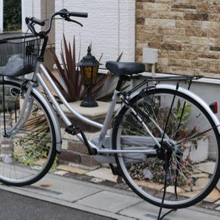 【新品未使用】自転車・ママチャリお譲りします!