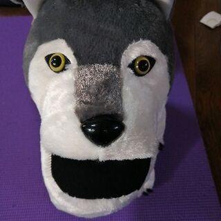 シャクレルプラネット オオカミ狼