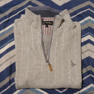 古着 紳士用セーター LLサイズ