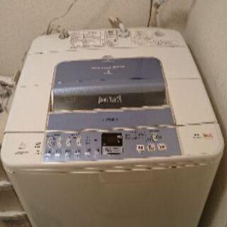 ジャンク品洗濯機 引き取り限定