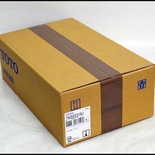 未開封 TOTO TKS05316J 壁付シングル混合水栓 (一...