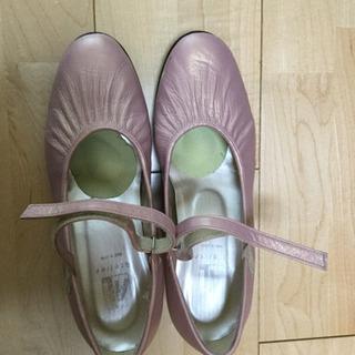 アトリエの靴