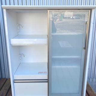 食器棚★ホワイト