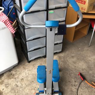 ステッパー 運動器具 スリッパラック ウォーキング