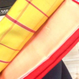 着物地のような布  ハギレ 余り布