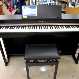安心の6ヶ月保証付!KAWAI(河合)の電子ピアノ「CN25R」...