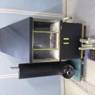 【引き取り限定】ガス暖炉 都市ガス用 暖炉 世田谷製作所 FP11