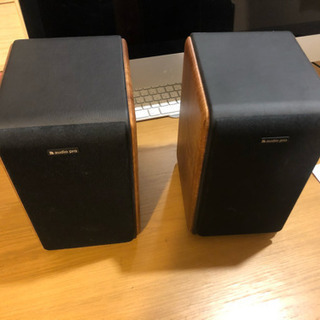 audio pro avanto s-20 ブックシェルフスピーカー