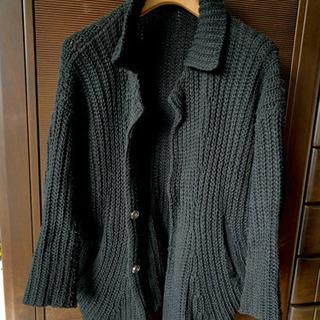 ニット セーター?ジャケット?