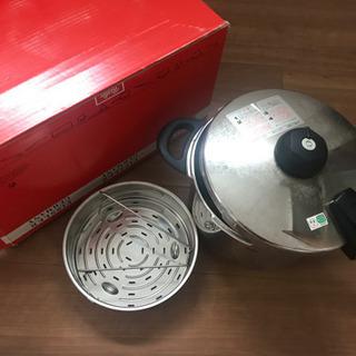 フィスラー 圧力鍋 6.0リットル