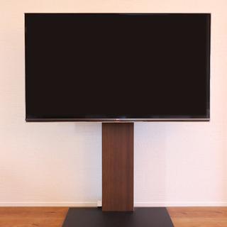 テレビ 55型 と テレビスタンドをセットで