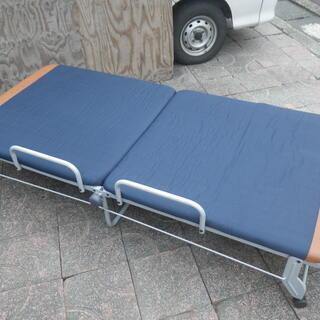 ■配達可■折りたたみ ベッド シングルサイズ