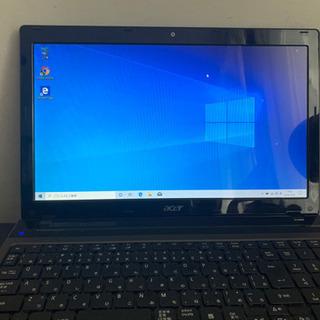 acer/5750/i5/HDD640GB/メモリ8GB/15....